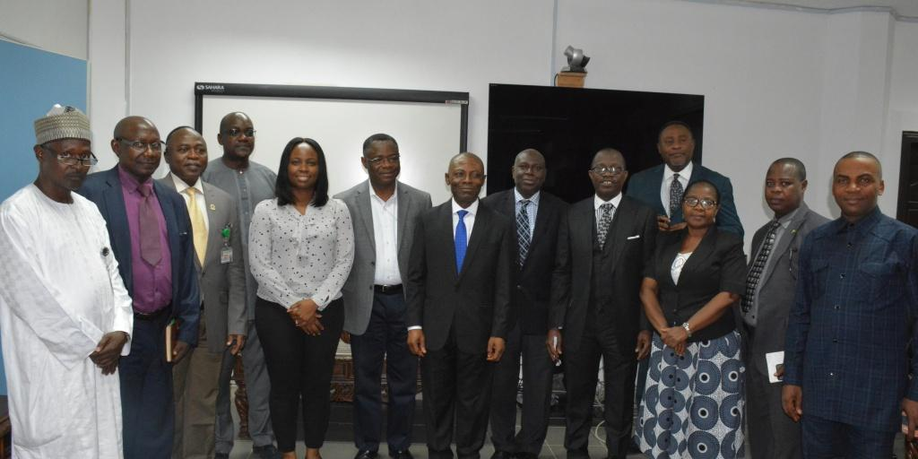Chief Operation, UNICEF visits OAUGF
